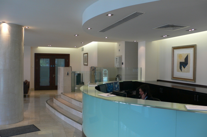 Main reception Foyer