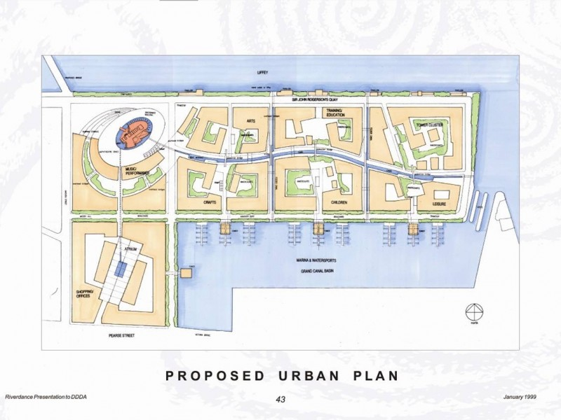 Picture MASTER PLAN GRAND CANAL
