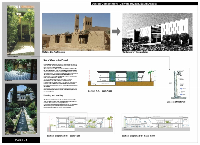 Directorate Offices Diriyah Saudi Arabia - Inspirations