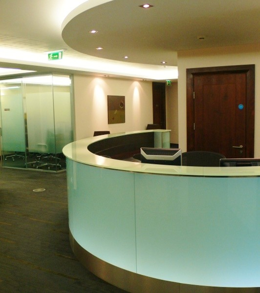 Meeting Room floor reception 
