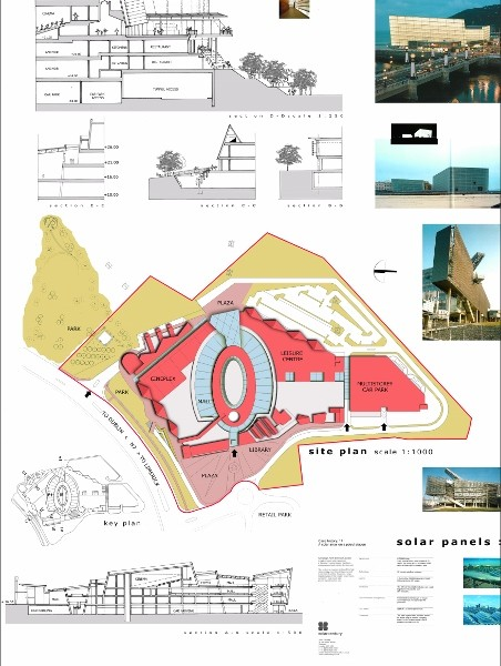 Concept Design and Relationship to Park and Plaza