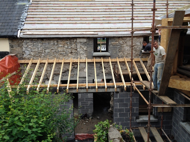 Rear Courtyard New extension